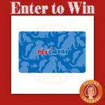 Win a $300 Petsmart Gift Card