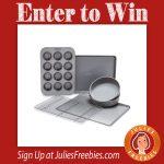 Win a Sur La Table Professional Bakeware Set