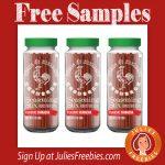 Free Sriracha Seasoning Sticks