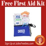Free Tag Along First Aid Kit