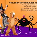 Saturday Spooktacular at Target