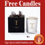 Free Treasury of Candles Ring Candle