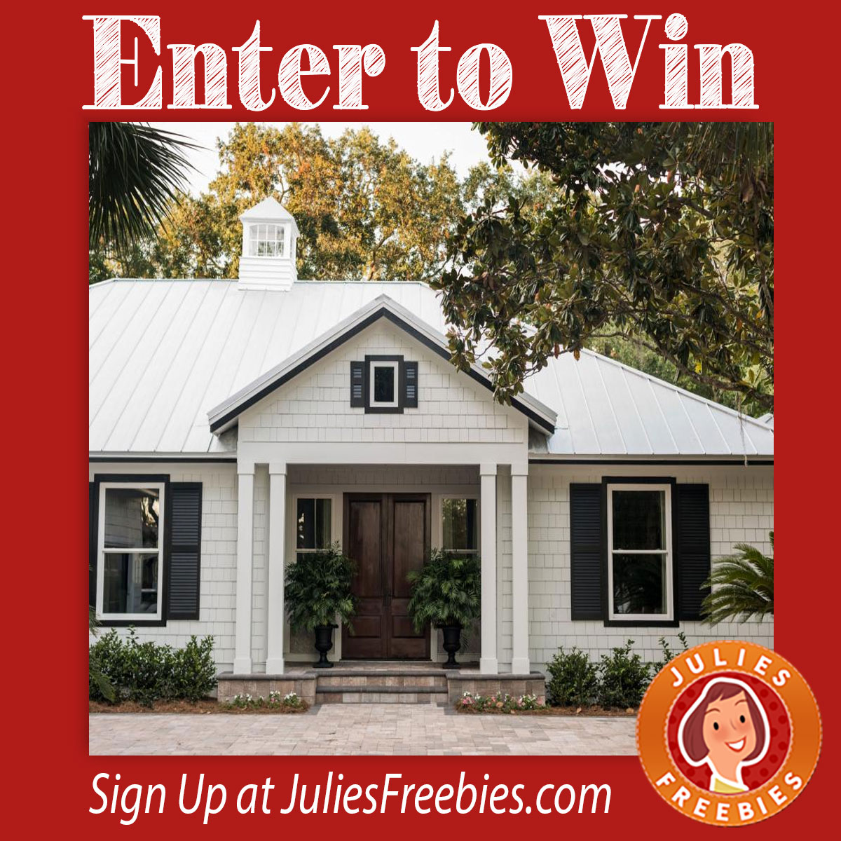 hgtv dream home 2017 sweepstakes julie 39 s freebies. Black Bedroom Furniture Sets. Home Design Ideas
