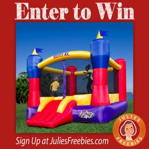 Stupendous Win A Magic Castle Bounce House Julies Freebies Download Free Architecture Designs Scobabritishbridgeorg