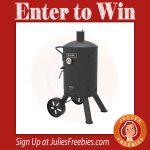 Win a Dyna-Glo Charcoal Smoker