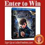 Fantastic Beasts and Where to Find Them Sweepstakes