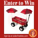Win a Build-a-Wagon from Radio Flyer