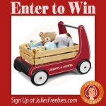 Win a Radio Flyer Classic Walker Wagon