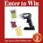 Win a Waring Pro Professional Vacuum Sealer