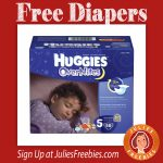 Free Huggies Overnights Diapers