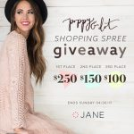 Jane Poppy & Dot Giveaway