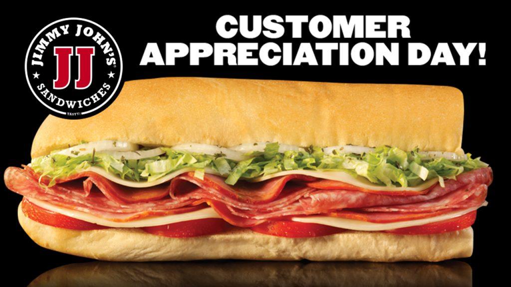 jimmy-johns-customer-appreciation-day