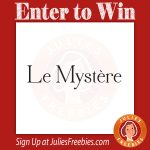 Win a Le Mystere Gift Card