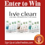 Win a Live Clean Beauty Basket