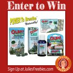 Win an Olba's Herbal Remedies Prize Pack