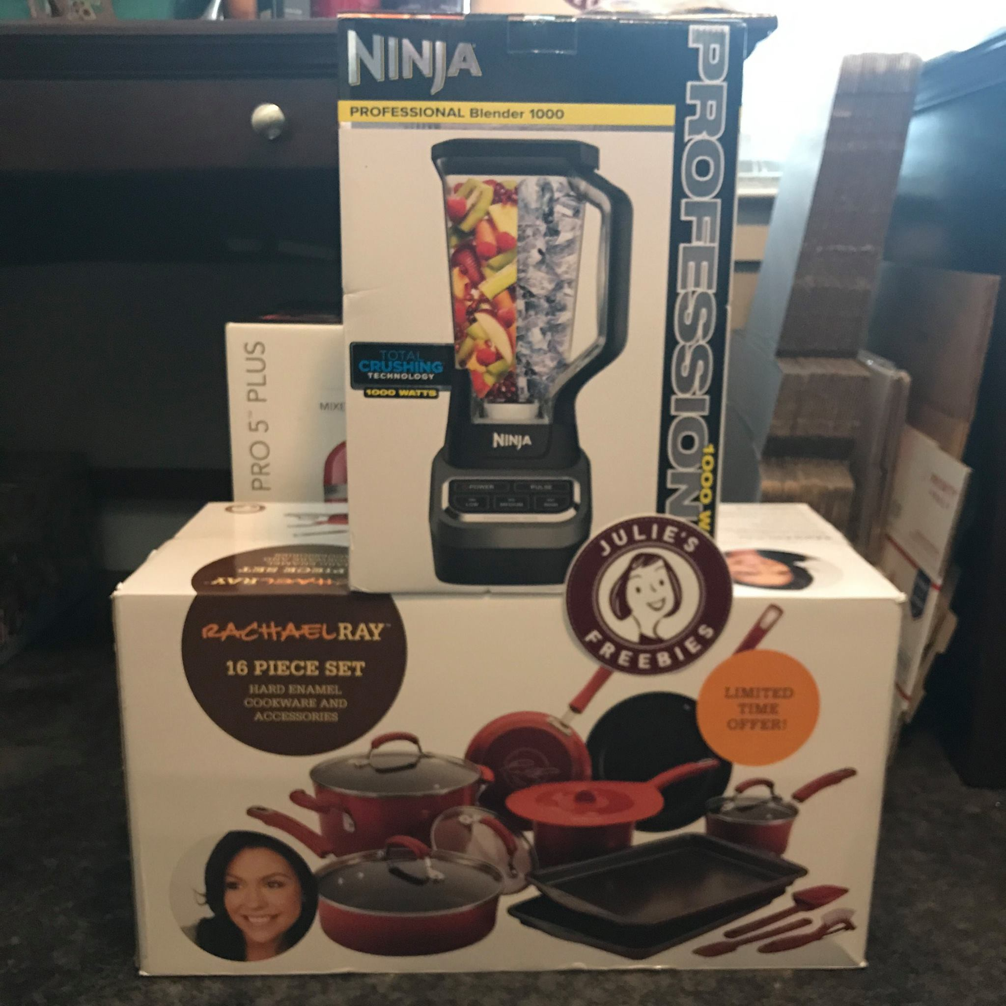 Rachael ray giveaways enter to win blender