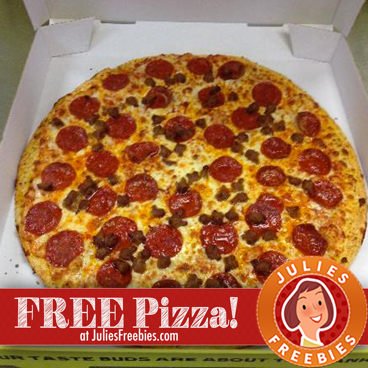Here Is An Offer Where You Can Get A Free Pizza At Hungry Howies Medium 1 Topping By Using The Code BSM576V2 Checkout