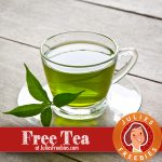 Free Tetley Green Tea Mojito