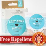 Possible Free Natural Moth Repellent