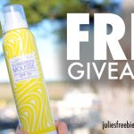 Free Supergoop Super Power Sunscreen Mousses Giveaway