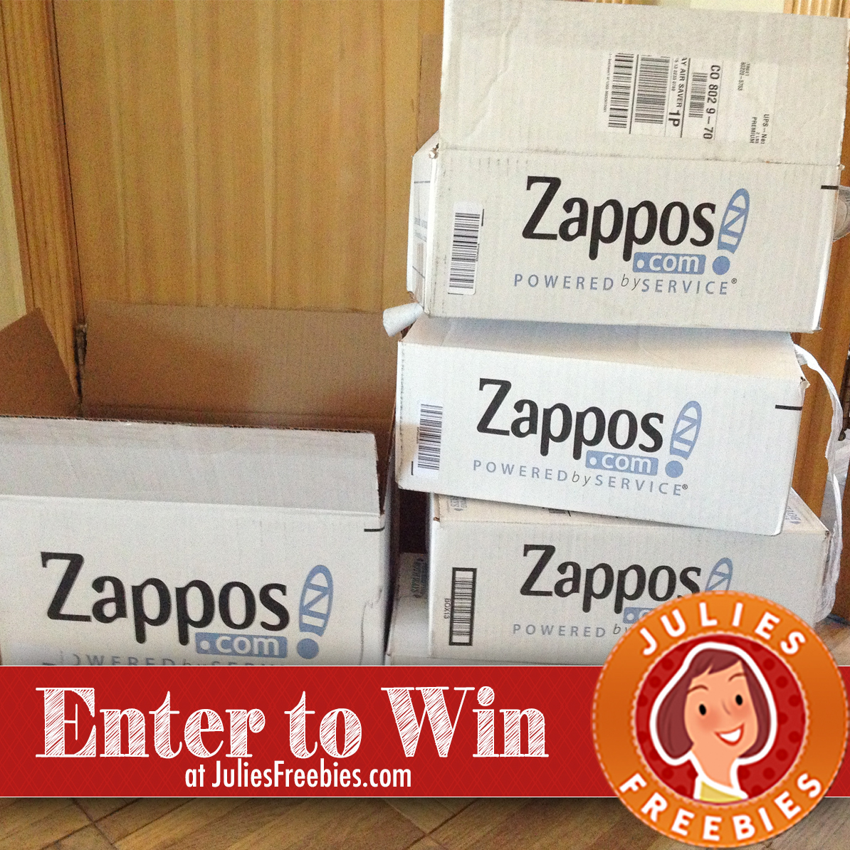 Zappos Gift Card Giveaway