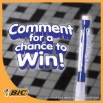 BIC Mechanical Pencil Giveaway