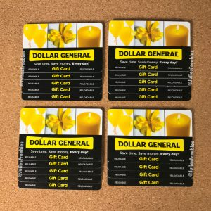 Win a $25 Dollar General Gift Card - Julie's Freebies