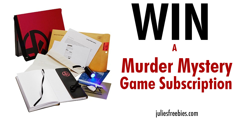 murdermysterygame