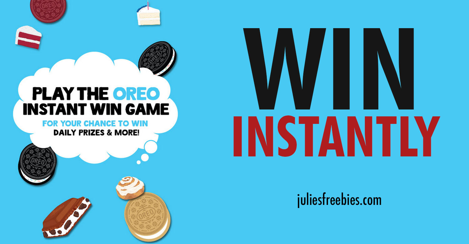 about sweepstakes instant win
