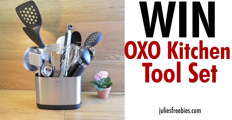 Oxo Everyday Kitchen Tool Set