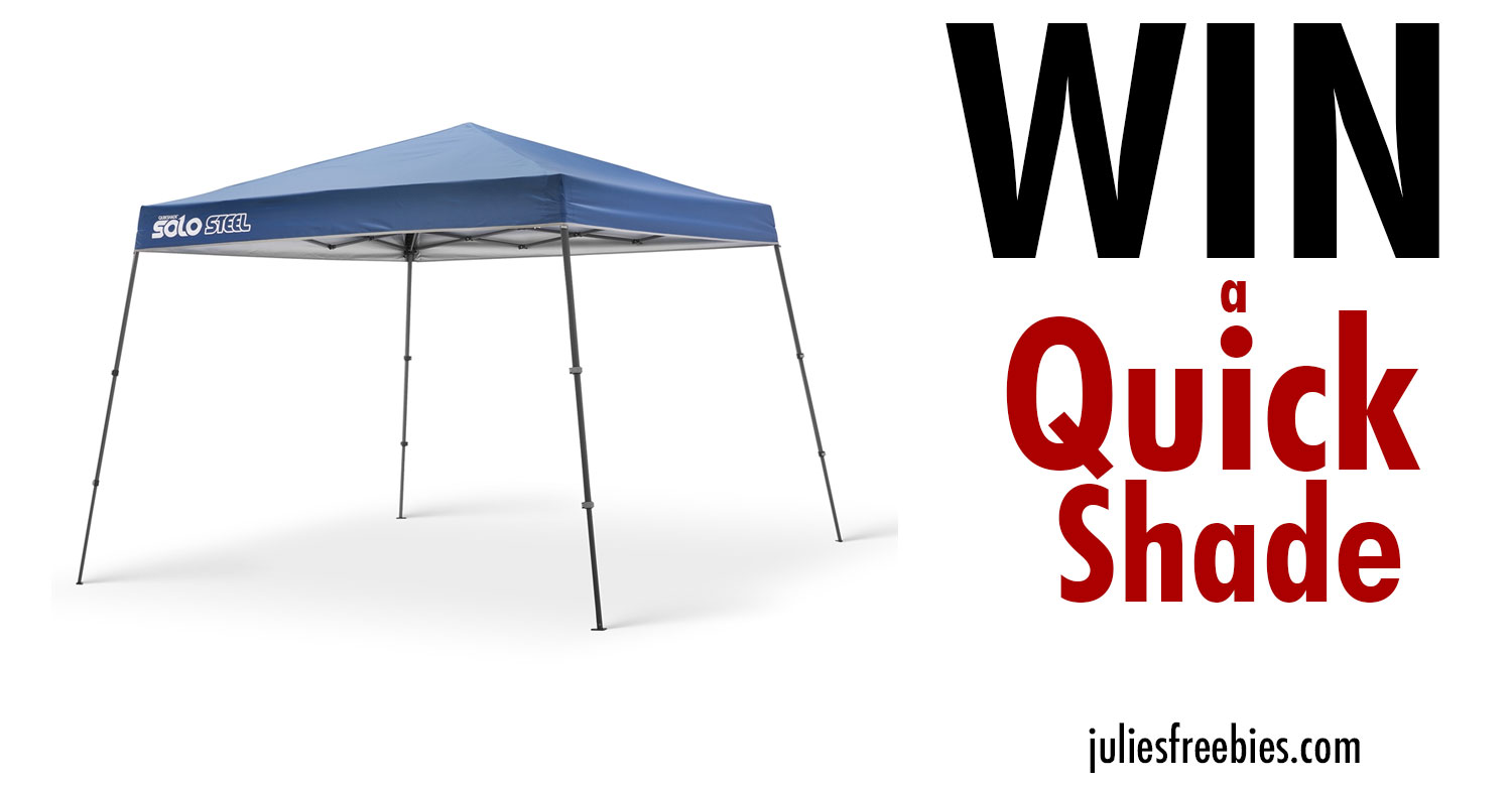 Here is an offer where you can enter to win a Quick Shade from InTouch.  sc 1 st  Julieu0027s Freebies & Win a Quik Shade Canopy - Julieu0027s Freebies