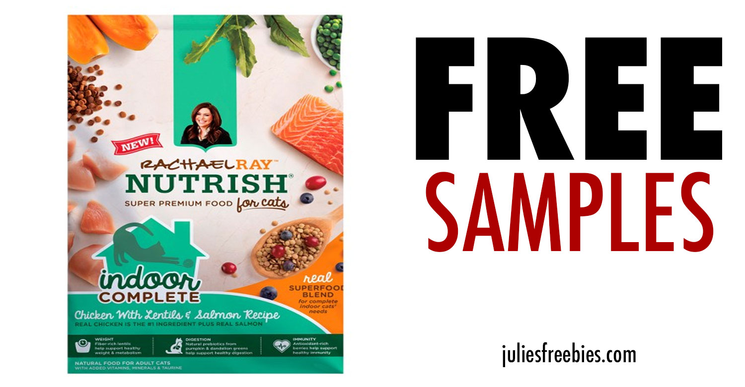 how to get free food samples in the mail