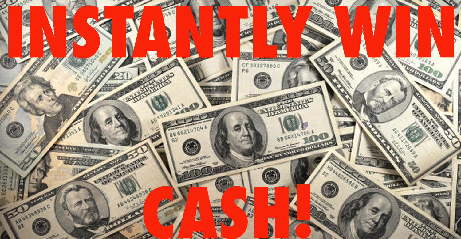 instant win cash games
