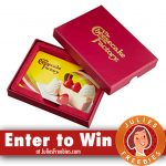 Win a $50.00 Cheesecake Factory Gift Card.