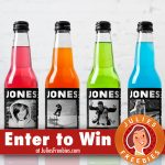 Jones Soda King Arthur Giveaway