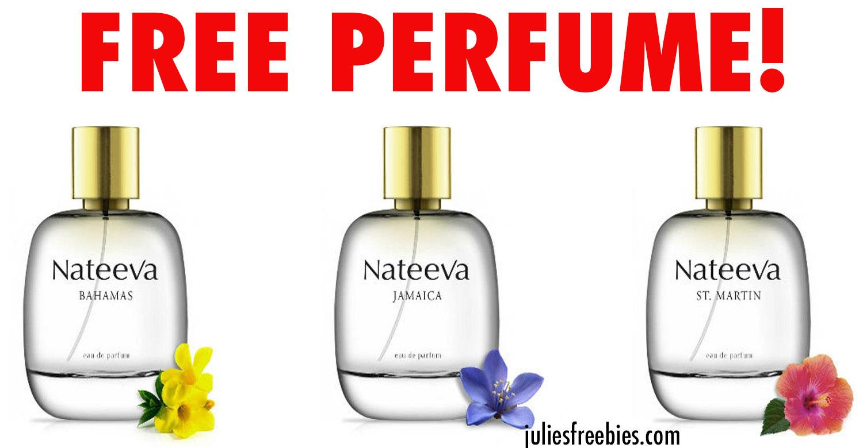 Freebies samples perfumes