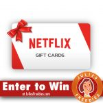 Win a Netflix Gift Card and More