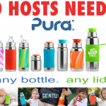 Apply to Host a Pura Stainless One Life One Bottle Party