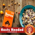 Apply to Host a Banza Pasta Party with Tryazon