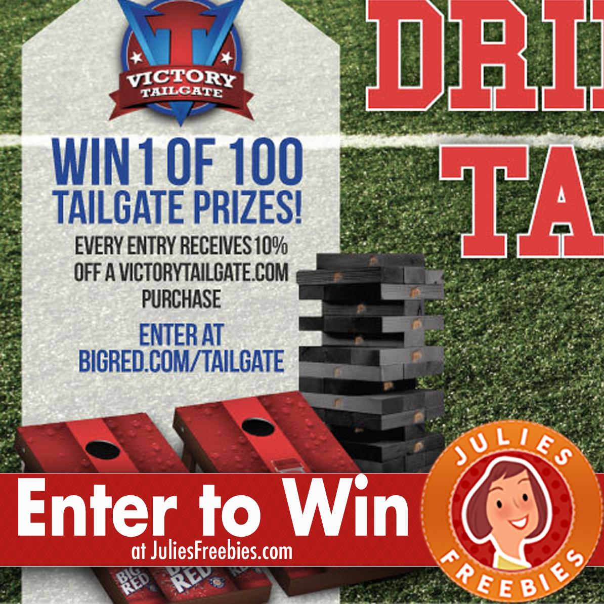 Victory tailgate coupon code
