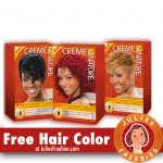 Free Creme of Nature Exotic Shine Hair Color