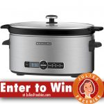 Win a KitchenAid Slow Cooker
