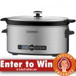 Win a KitchenAid Slow Cooker