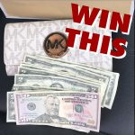 Win a Michael Kors Wallet of CASH