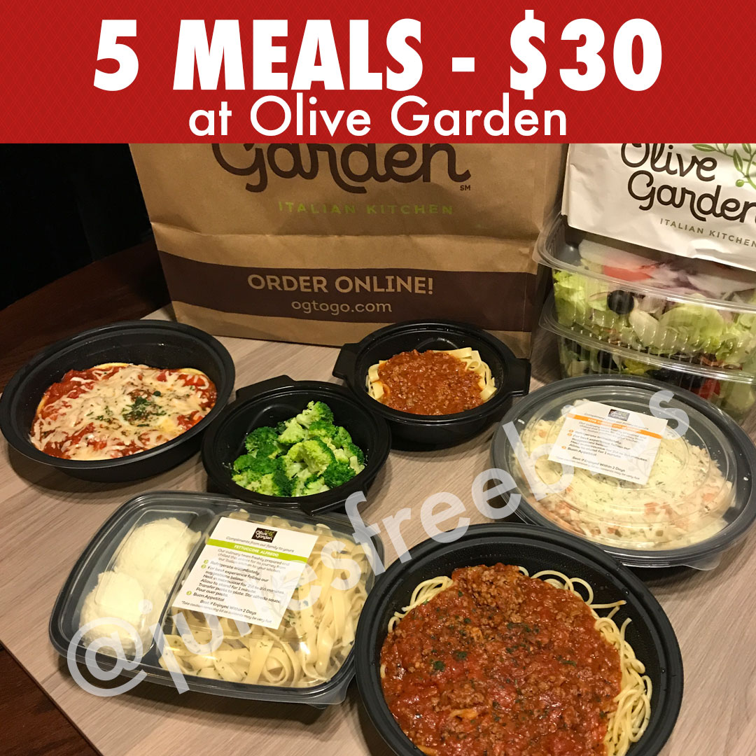Awesome Olive Garden Online Coupon Motif - Brown Nature Garden ...