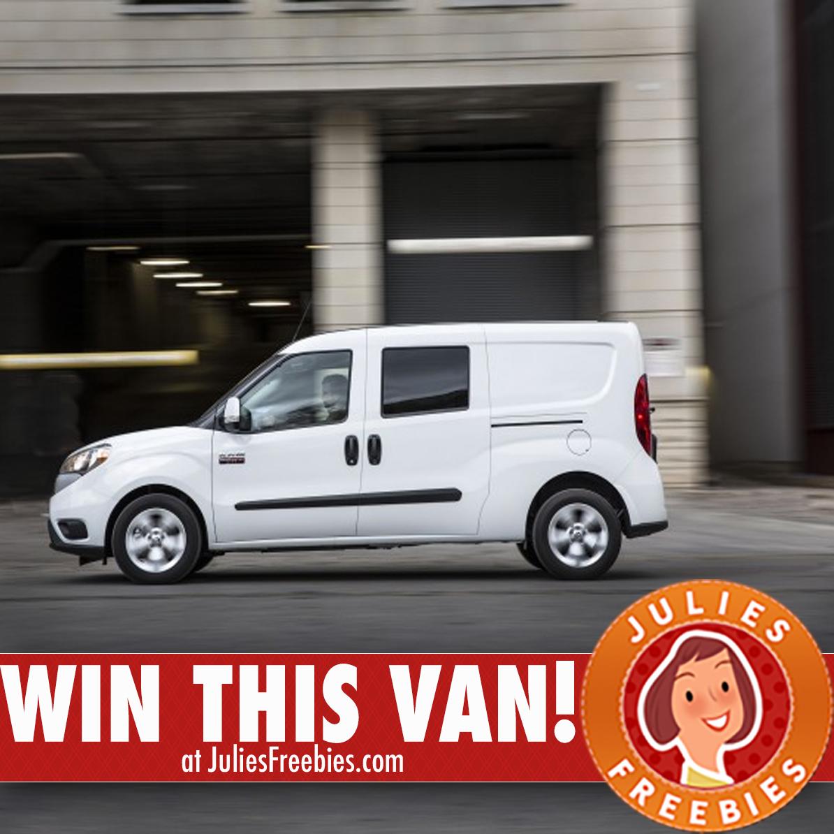 Van giveaway
