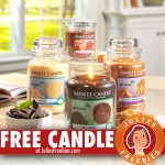 Free Item at Yankee Candle