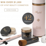 Win $1,000 Worth of Beauty Products