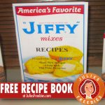 Free Jiffy Mix Recipe Booklet