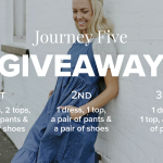 Journey Five Giveaway
